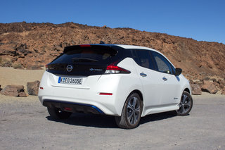 Nissan Leaf Review image 9