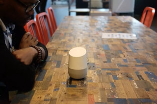 You can interact with this BBC radio play using Alexa or Google Home