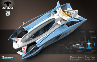 Amazing futuristic car designs from racing cars to rescue vehicles image 12