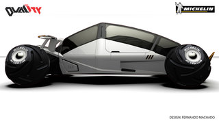 Amazing futuristic car designs from racing cars to rescue vehicles image 15