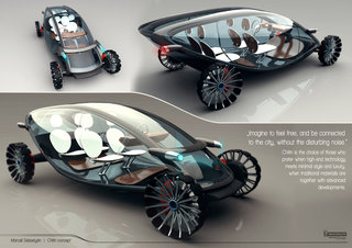 Amazing futuristic car designs from racing cars to rescue vehicles image 22