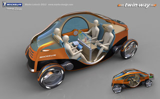 Amazing futuristic car designs from racing cars to rescue vehicles image 25