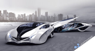 Amazing futuristic car designs from racing cars to rescue vehicles image 34