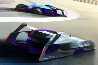 Amazing futuristic car designs from racing cars to rescue vehicles image 42
