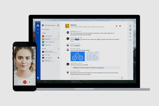 Stride is a new Slack-like chat app from the makers of HipChat
