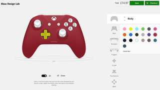 Xbox One Design Lab screens image 1