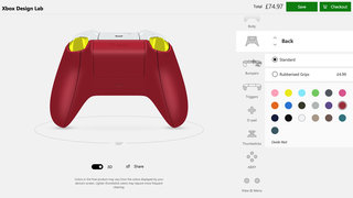 Xbox One Design Lab screens image 2
