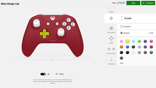 Xbox One Design Lab screens image 5