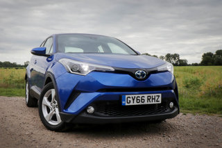 Toyota C-HR review image 1