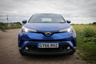 Toyota C-HR review image 2