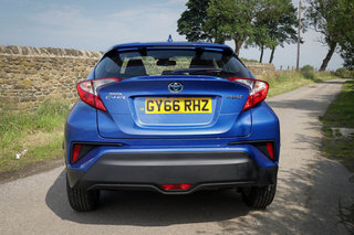 Toyota C-HR review image 6