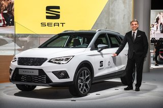 Seat to offer Alexa integration in select models later this year