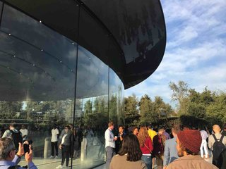 Apples Steve Jobs Theatre in pictures image 2
