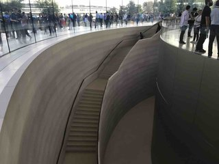 Apples Steve Jobs Theatre in pictures image 4