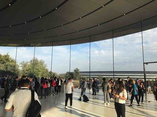 Apples Steve Jobs Theatre in pictures image 7
