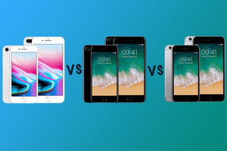 Apple iPhone 8 vs iPhone 7 vs iPhone 6S : Quelle est la différence ?