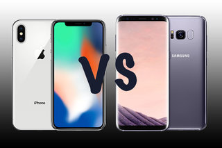 Apple iPhone X vs Samsung Galaxy S8: Pistols at dawn for the ultimate face off