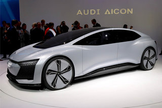 Audi Aicon concept in pictures image 2