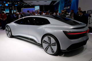 Audi Aicon concept in pictures image 3
