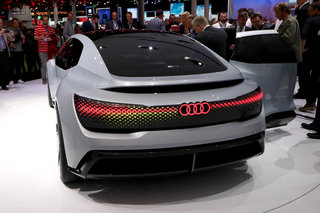 Audi Aicon concept in pictures image 5