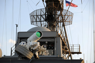 Laser Weapon System LaWS image 1