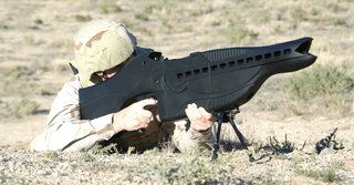 Personnel Halting And Stimulation Response Rifle image 1