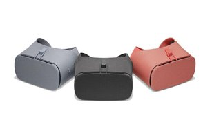 Google's Daydream View VR headset revealed: Upgraded lenses and more content too