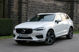 Volvo XC60 review image 1