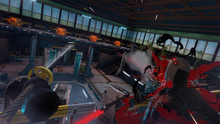 Sairento VR review The virtual reality ninja simulator image 7