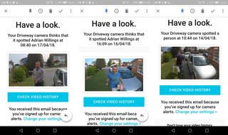 Nest Cam IQ Outdoor screenshots and notifications image 4