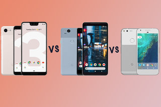 Google Pixel 3 vs Pixel 2 vs Pixel: How have the Pixel smartphones changed?