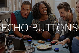 What are Amazon Echo Buttons and which games or skills use them?