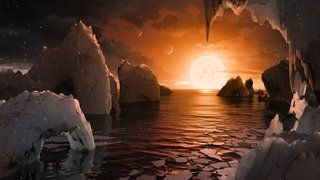 Art and science collide The best in modern space art image 15