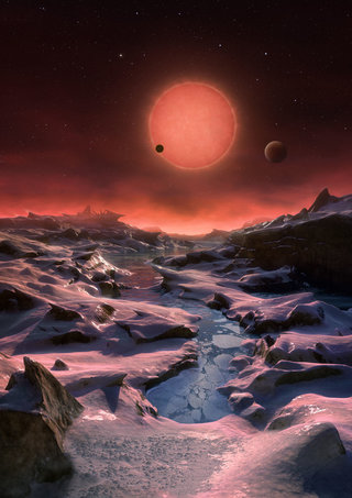 Art and science collide The best in modern space art image 48