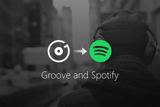 Microsoft just killed Groove Music, but it also partnered with Spotify