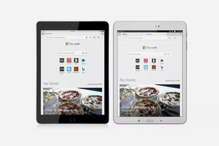 Like Microsoft Edge? Now you can use it on iPad and Android tablets