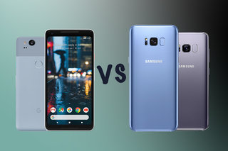 Google Pixel 2 vs Pixel 2 XL vs Samsung Galaxy S8 vs S8+: What's the difference?
