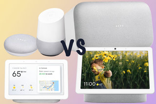 Google Home vs Nest Mini vs Home Max vs Nest Hub vs Nest Hub Max: ¿Qué altavoz de Google debes comprar?