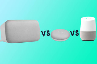 ed7dfea9113402 Pocket-lint Google Home vs Home Mini vs Home Max vs Nest Hub vs Nest Hub  Max: The best Amazon Echo ...