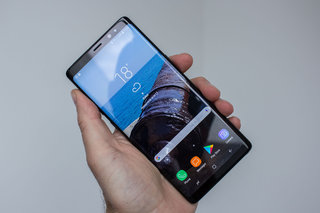 Samsung might embed a fingerprint reader under the Note 9's display