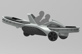 Up Up and Away The best flying cars from around the world image 12