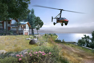 Up Up and Away The best flying cars from around the world image 13