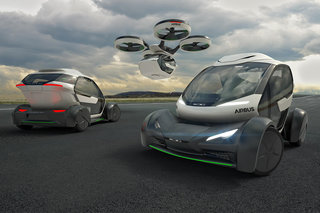 Up Up and Away The best flying cars from around the world image 15