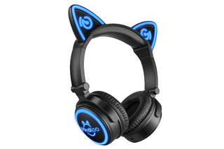 Mindkoo UniCat wireless headphones are probably the coolest headphones you can buy your kids this Christmas