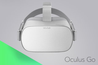 Oculus Go standalone VR headset officially unveiled, shipping 2018