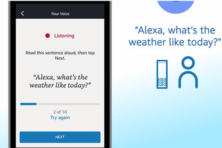 Amazon Alexa can recognise who speaks to it How to create voice profiles image 2