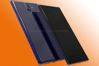 Is this the Nokia 9? Nokia's new big-screen flagship shown off in leaked renders