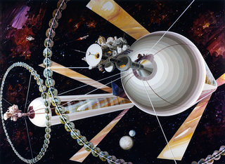 Space station concept images image 16