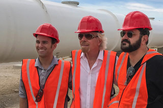 Hyperloop One is now Virgin Hyperloop One thanks to Richard Branson image 1