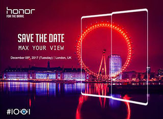 Honor Announces December Launch Event For Honor 7x Or Something Else image 2